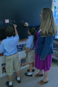 Nicaea Teacher: Elementary