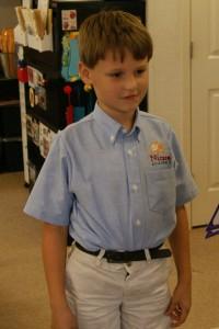 Nicaea Academy Uniform